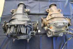 z32のR230デフとR200デフ