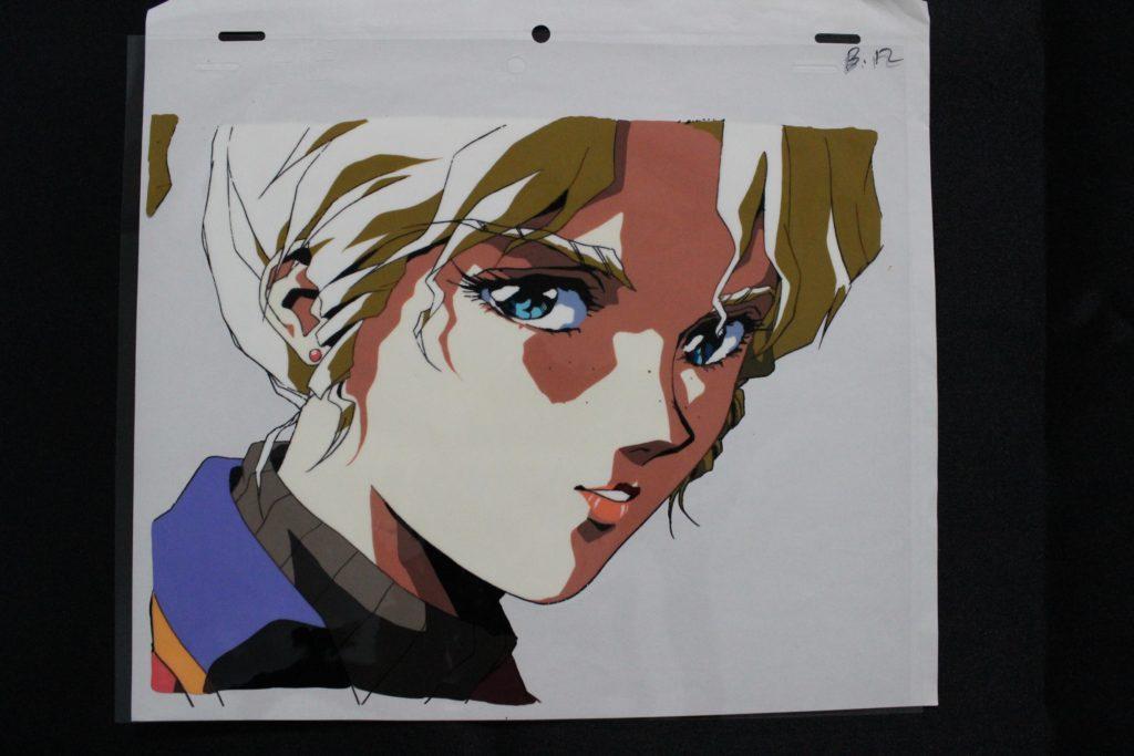 マクロスⅡのセル画
