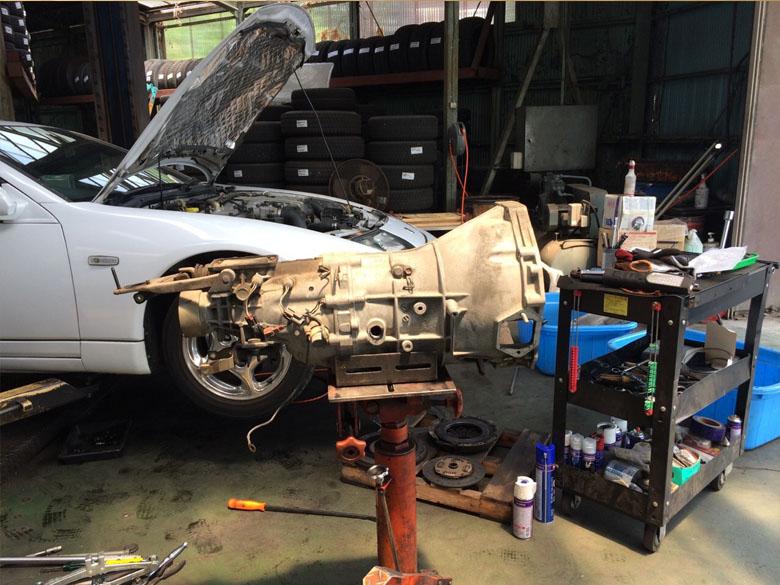 5速化を目標にz32のAT中古車を買うのがオススメできない理由