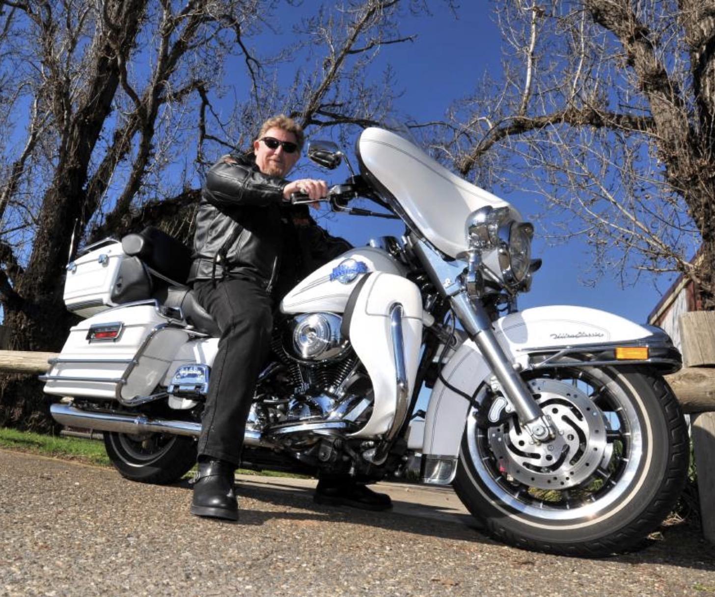 バリー(英会話講師)はバイクが趣味