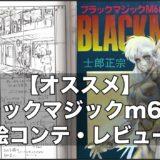 【初心者の見本になるオススメ】ブラックマジックM-66の絵コンテ・レビュー