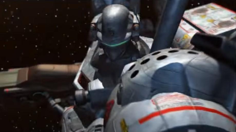 空間戦闘用新世代プロダクノイド:オメガブースト
